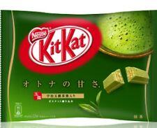 KitKat MATCHA  Thé Vert / LOT DE 12 MINI / KIT KAT / JAPAN  vendeur francais