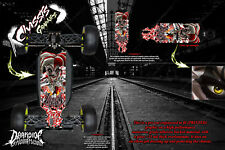 LOSI 8IGHT-T 3.0 2.0 'LUCKY' CHASSIS WRAP HOP UP DECALS FITS TLR241009