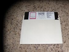 """Game Pack PC Game on 5.25"""" floppy disk near mint condition"""