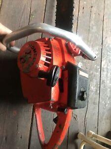 homelite XL12 chainsaw powerhead