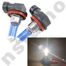 H11 6000k 55w Blue Xenon Hid Headlight Low Beam Halogen Light Bulbs Fog Light