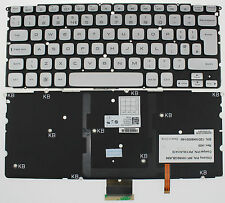 NEW DELL STUDIO XPS 14Z L412Z 15Z L512Z UK BACKLIT KEYBOARD 0T8TVR 0WXYWV F17