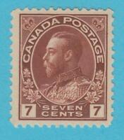 CANADA 114 MNH - MINT NEVER HINGED OG ** NO FAULTS EXTRA FINE