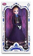 "elsa doll limited edition 5000 disney store 17"""