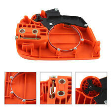 Clutch Sprocket Cover Chainsaw Brake Assembly For Husqvarna 235 235E 236 240 350