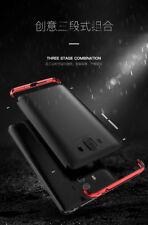 Coque antichoc Huawei Mate 10 Pro - LOVE MEI FRANCE GIMICK - Noir / Rouge