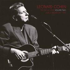 Leonard Cohen : The End of Love VINYL (2017) ***NEW***