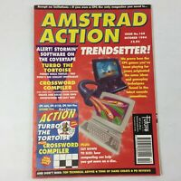 Amstrad Action Magazine, Issue No 109 October 1994 (Amstrad CPC 464,664,6128)