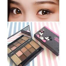 LAPCOS X Disney Color Fit Shadow Kit Eye Palette Naturel 8 couleurs Coréen