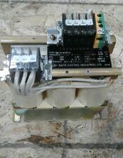 Daito Electric Industries 35 Kva Transformer Dd1 40 2003 Ul 1466kw A10pr2