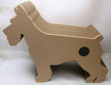 Miss Paper Kratzbaum für Katzen Paperdog Hund aus Pappe braun mehrschichtig NEU