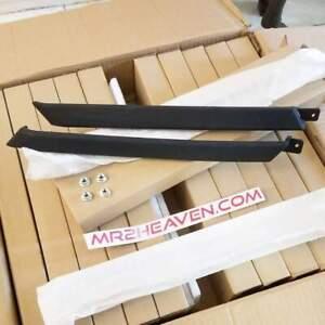 Reproduction MR2 JDM Front Solid Side Moldings (Front Side Marker Deletes)