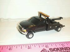1/64 ERTL custom Ford f350 tow truck wrecker farm toy dcp display see more pics
