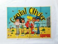BD - Supplement Journal Spirou n° 2002 Genial Olivier / 1976 / DEVOS