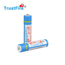 TrustFire New 900mAh 1.2V AAA Ni-MH Pre-Charged Rechargeable Battery 4 Pack USA