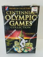 CENTENNIAL OLYMPIC GAMES Sealed Card Box VOLUME 1 -New Other-