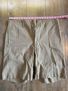 WW2 RAF Khaki Drill KD Shorts