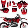 Graphics Kit Yamaha YZ125 YZ250 MX Dirt Bike YZ 125/250 Backgrounds 96-01 ICE R