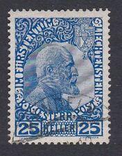 Royalty Liechtenstein Stamps