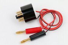 """1pc Tube amp bias tester for el34 6v6 6l6 kt88 6550 kt120 7024""""mV""""test mode"""