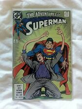 The Adventures of Superman #458 DC Comics - (F-140)