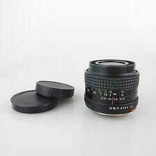 Per Praktica B Zeiss Prakticar MC 2.4/35 obiettivo/Lens come Flektogon