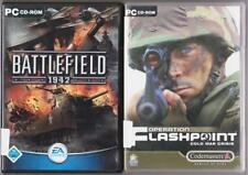 Battlefield 1942 Shooter + OPERATION FLASHPOINT COLD WAR CRISIS Collection PC