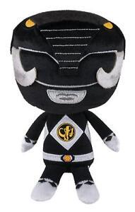 Funko Power Rangers Hero Soft Toys Plush Plushies Black