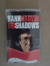 HANK MARTIN & THE SHADOWS - THE BEST OF    cassette / Tape