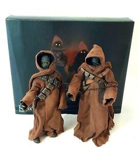 Sideshow Star Wars Jawa Jawa´s inkl. OVP NEUWERTIG sehr selten !!