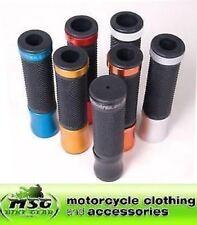 Puños y cintas de aluminio para manillar de bicicletas