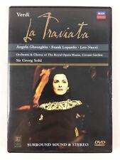 DVD Giuseppe Verdi : La Traviata