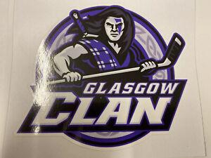 Glasgow Clan Printed Vinyl Sticker