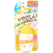 Mentholatum Japan SUNPLAY Baby Milk Sunscreen Lotion (30g/1 fl.oz) SPF34 PA+++