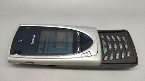 Nokia 7650 - Grey (Unlocked) Mobile Phone VGC