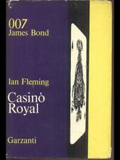 CASINO' ROYAL  IAN FLEMING GARZANTI 1965 007 JAMES BOND
