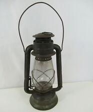 Dietz Junior Sanskrit Lantern w Globe VTG 1925 India Made in America Hurricane