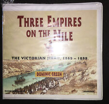 Three Empires on the Nile Unabridged 11 CDs~13 hr.The Victorian Jihad, 1869-1899