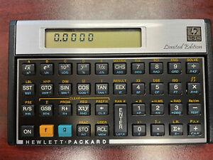 hp 15c Limited Edition scientific calculator **Perfect Condition**