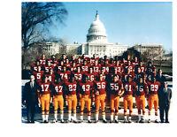 1969  WASHINGTON REDSKINS TEAM 8X10 PHOTO JURGENSEN NFL  FOOTBALL