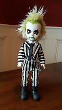 "Beetlejuice Living Dead Doll 2010 Mezco 11"" *Excellent Condition!"