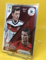 2014 Panini Prizm World Cup World Cup Matchups #15 Mesut Ozil Cristiano Ronaldo