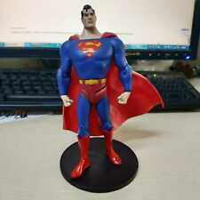 "6"" DC Comic Super Man Superman Action Figure Movies toy gift + Stand base New"