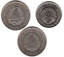 Romania Lei & Bani Coins | Pennies2Pounds (R3)