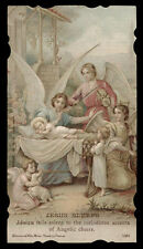 santino chrome-saint carte> boumard n.5381 LE SOMMEIL DE GESÙ' ENFANT