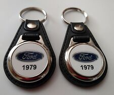 1979 FORD KEYCHAIN 2 PACK CLASSIC TRUCK AND CAR  LOGO