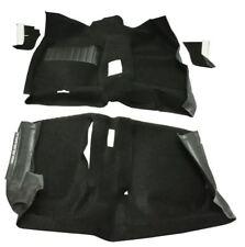 MK1 GOLF Carpet Set in Black, Mk1 Golf LHD - 171863101BLK