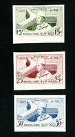 Morocco Stamps # 225-7 XF OG NH Set of 3