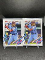 2021 Topps Series 1 Alec Bohm Lot Of 3 |2 Base RC and 1 1952 Redux Insert
