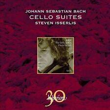 Bach: Cello Suites (CD, Sep-2010, 2 Discs, Hyperion)